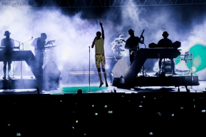 Stromae in Kigali Oct 17,2015 Jump like there is no roof! By Cyril