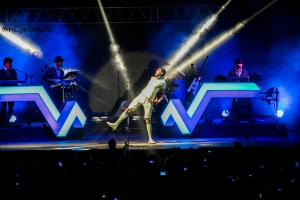 Stromae in Kigali Oct 17,2015 This party don't stop!